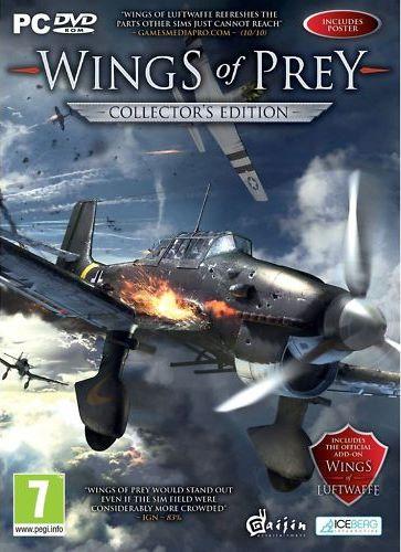 Descargar Wings Of Prey Collectors Edition [MULTI8][PROPHET] por Torrent
